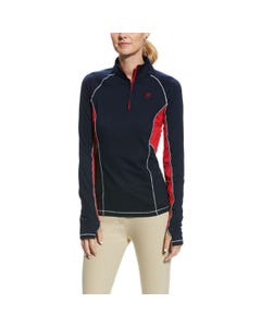 Ariat Womens Lowell 2.0 1/4 Zip - Team