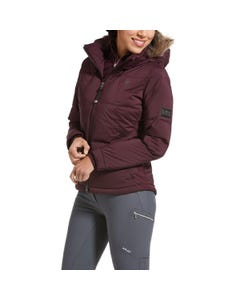 Ariat Womens Altitude Down Jacket - Winetasting