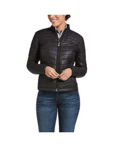 Ariat Womens Volt 2.0 Insulated Jacket - Black