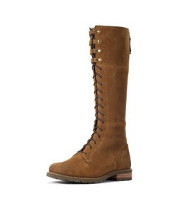 Ariat Womens Ketley Waterproof Boot - Chestnut