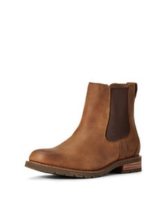 Ariat Womens Wexford H20 - Weathered Brown