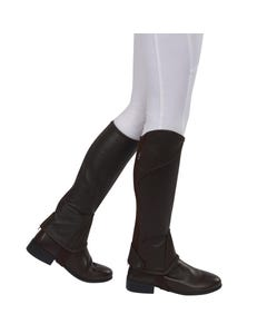 Dublin Stretch Fit Childs Half Chaps