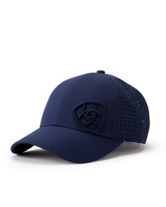 Ariat Adult Unisex Tri Factor Cap - Deep Navy