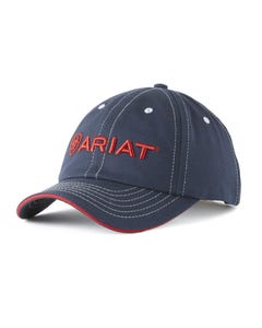Ariat Team II Cap Navy/Red