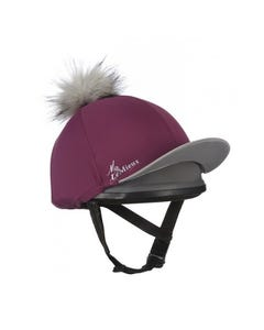 My Le Mieux Luxury Pom Pom Hat Silk