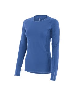 Noble Outfitters Hailey Long Sleeve Crew Top