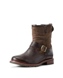 Ariat Womens Savannah H20 - Chocolate/Willow