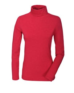 Pikeur Sina Polo Neck - Bright Red