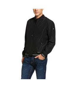 Ariat Mens Kindle Water Resistant Jacket - Black