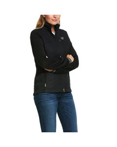 Ariat Womens Insulated Hybrid Jacket - Black