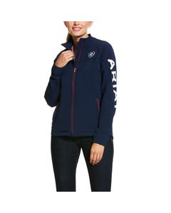 Ariat Womens Agile 2.0 Softshell Jacket - Team