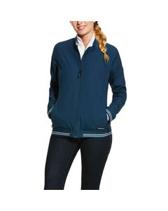 Ariat Womens Kindle Jacket - Deep Petroleum