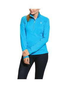 Ariat Womens Tolt 1/2 Zip Sweatshirt - Nautilus