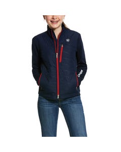 Ariat Youths Insulated Hybrid Jacket - Team