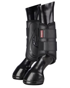 Le Mieux Proshell Brushing Boots - Black