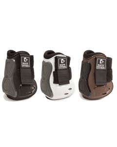 Majyk Equipe Vented Infinity Open Front Jump Boot (Hind)