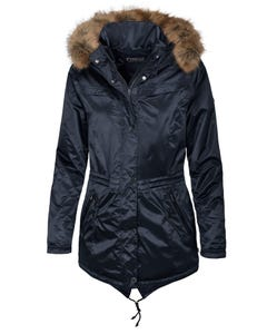 Pikeur Alania Prime Collection Waterproof Parka - Nightblue