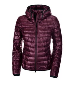 Pikeur Ilvy New Generation Quilted Jacket - Bordeaux