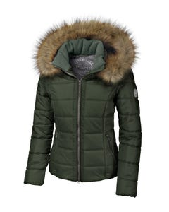 Pikeur Florentine Quilted Jacket - Thyme