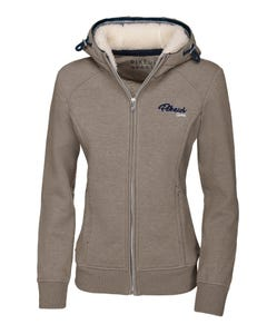 Pikeur Muriel Sweat Jacket - Walnut Melange