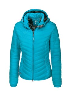 Pikeur Calera Quilted Jacket - Carribean Sea