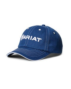 Ariat Team II Cap Heather Blue/White