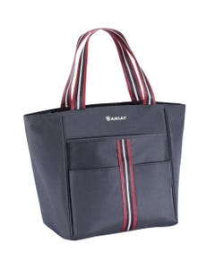 Ariat Carry All Tote - Navy/Red
