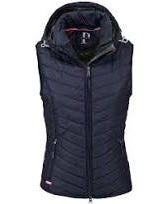 Pikeur Libell Quilted Waistcoat - Night Sky