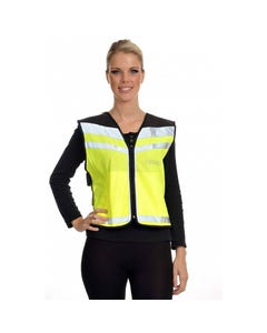 Equisafety EN1150 High-Vis Air Waistcoat