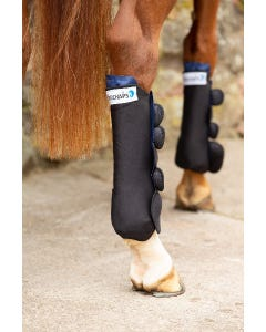 CryoChaps Ice Boots front and Hind