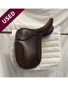 """Ideal Ramsay  Show Saddle 17.5"""""""