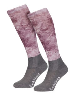 Le Mieux Glace Socks Adult - Musk