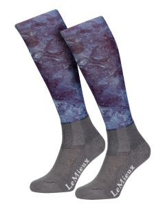 Le Mieux Glace Socks Adult - Navy