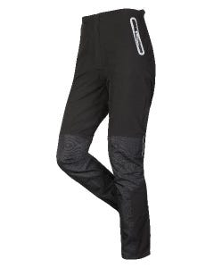 Stormtech overtrousers black front
