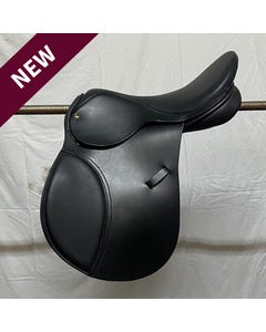 Ideal Classic GP Saddle  - New (Black)