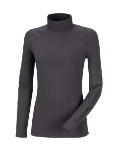 Pikeur Womens Abby Roll Neck - Anthra