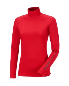 Pikeur Womens Abby Roll Neck - Scarlet