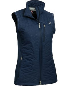 Ariat Insulated Vest Navy
