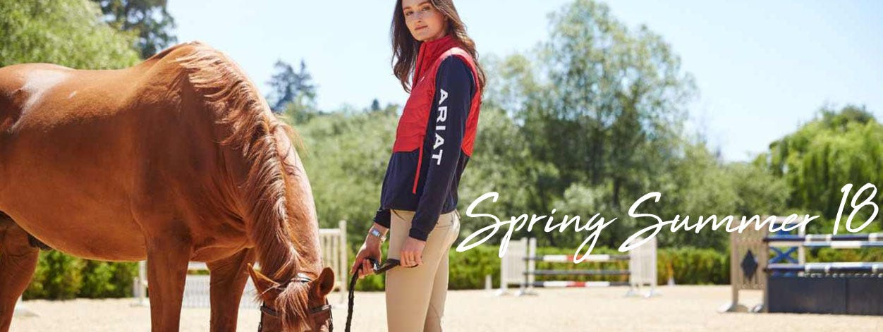 Ariat Spring Summer 2018