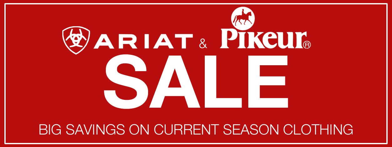 Ariat and Pikeur Sale
