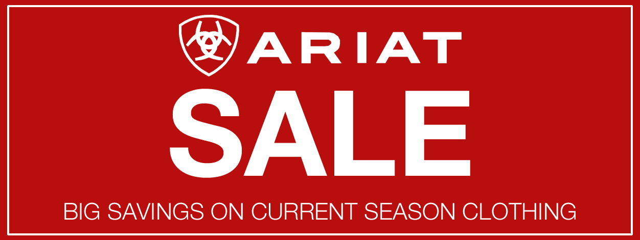 Ariat Sale