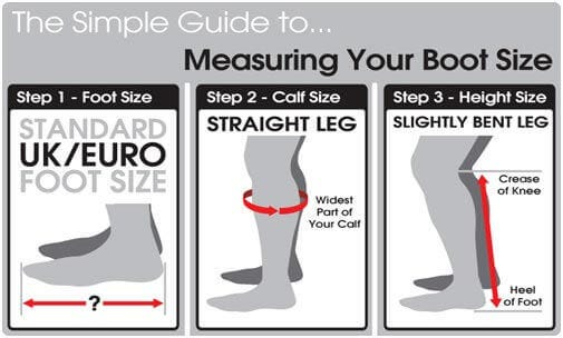 horse boot fitting guide